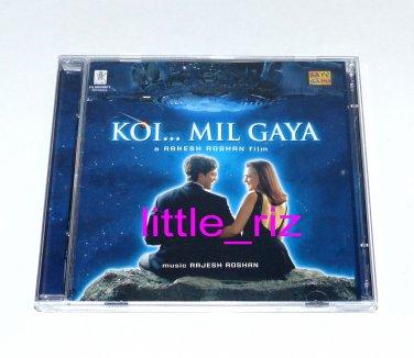 **Koi Mil Gaya** Bollywood/Indian Soundtrack CD - Hrithik Roshan Preity Zinta.