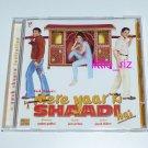 **MERE YAAR KI SHAADI HAI** Bollywood/Indian Soundtrack CD Wedding Songs
