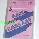 Aah (1953) / Barsaat (1949) – Bollywood Indian Soundtrack Cassette Tape HMV Shankar Jaikishan