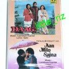 Daag (1973) / Aan Milo Sajna (1970) – Bollywood Indian Cassette Tape Laxmikant Pyarelal