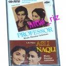 Professor / Asli Naqli (1962 films) – Bollywood Indian Cassette Tape Shankar Jaikishan