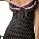 Underwired Microfiber Babydoll