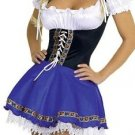 Scottland Beer Girl Costume