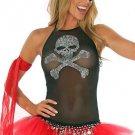 Sheer Marauder Pirate Costume
