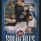 2003 Upper Deck Victory Solid Hits Mike Piazza