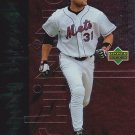 2004 Upper Deck Power Up Shining Through Mike Piazza