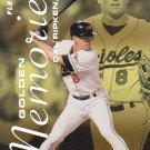 1996 Fleer Golden Memories Cal Ripken Jr.