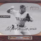 2004 Bowman Heritage Alfonso Soriano Black & White