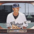 2004 Bowman Heritage Matt Bush rookie card