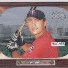 2004 Bowman Heritage Luke Hughes  rookie card