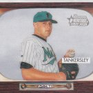 2004 Bowman Heritage Taylor Tankersley  rookie card