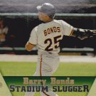 1997 Topps Stadium Club Stadium Slugger Barry Bonds