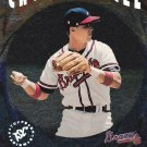 1995 Topps Stadium Club Crystal Ball Chipper Jones