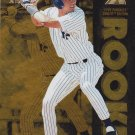 1995 Pinnacle Zenith Edition Rookie Derek Jeter