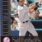 2003 Upper Deck Superior Sluggers Derek Jeter