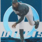 2005 Finest Dontrelle Willis Blue Refactor 218/299