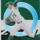 2005 Finest Barry Zito Blue Refractor 117/199