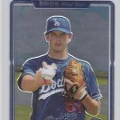 2005 Topps Chrome Update Josh Wall  Rookie Card