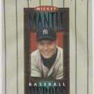1994 Upper Deck Mickey Mantle Baseball Heros Set