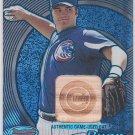 2002 Bowmans Best Blue Ryan Gripp Bat
