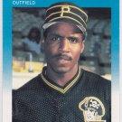 1986 Fleer Barry Bonds Rookie Card