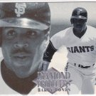 1995 Ultra Diamond Producers Barry Bonds