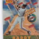 1995 Pinnacle Sport Flix Hammer Team Barry Bonds