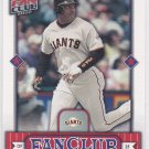 2002 Donruss Fan Club Favorites Barry Bonds