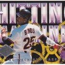1994 Ultra Hitting Machines Barry Bonds