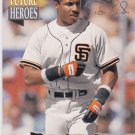 1993 Upper Dech Future Heros Barry Bonds