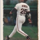 1995 Topps Cyber Stats Barry Bonds