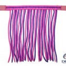 Double Color Horse Fly Veils/Fringes for Equine Fly Protection
