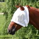 Heavy Duty Nylon Fly Mask Without Ears for Equine Fly Protection