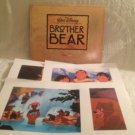 Disney Lithographs Brother Bear Movie Set of 4 People Moose