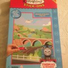 Colorforms Stick-ons Thomas The Train & Friends Island Of Sodor Playset