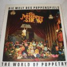 Book The World of Puppetry by Henschelverlag Berlin in English & German Puppet