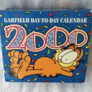 Unused Sealed 2000 Garfield Page A Day Calendar