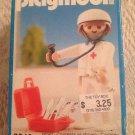 Vintage Geobra Playmobil 3340 Doctor Paramedic Sealed In Box