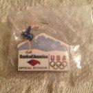 NEW In Original Bag Bank Of America Sponsor USA Olympics Pin