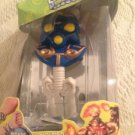 Skylanders Molded Chop Chop Bendable LCD Watch Wraps Around Wrist