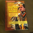 History Book We're Still Here Contemporary Indians Tell Their Stories Waugaman