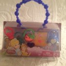 NEW Mini Disney Princess Doll Purse Set W/ Child Bracelet