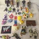 Lot Boys Toys Pokemon Action Figures MIB Soldiers Balls Pirate Max Steel