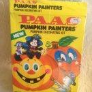 Vintage 1988 Paas Pumpkin Painters Decorating Kit Halloween