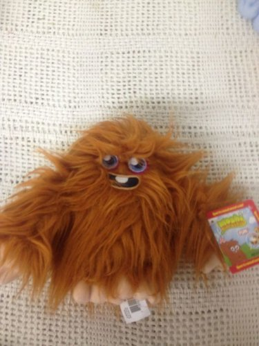 NEW Moshi Monsters Plush Stuffed Toy Furi W/ Secret Code
