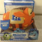 New Disney Monsters University Archie Squealing Mascot Pig Football