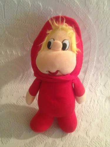 "Rare 10"" Casper Friendly Ghost Wendy Witch Ace Novelty Plush Stuffed Doll"