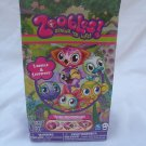 Zoobles Spring to Life! Set contains 1 Zooble & 1 Happitat NEW NIP NIB