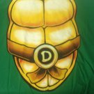NEW Mens XXL TMNT Donatello Body Green T-Shirt Halloween Costume
