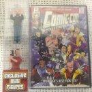 DVD W/ Mini Figures Comic-con Episode IV A Fan's Hope Stan Lee Joss Whedon